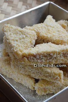 Memanfaatkan Stock Roti Tawar Menjadi Snack Enak.....Roti Goreng Isi ragout