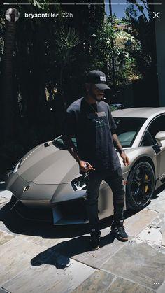Pen Griffey • Tiller • Lamborghini