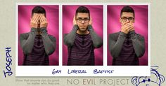 Joseph: #Gay #Liberal #Baptist - From a young age I've always taken in abandoned animals in need of a loving home.