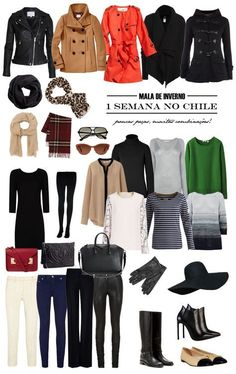 Capsule wardrobe by Misty Johnson Travel Wardrobe, Capsule Wardrobe, Style Casual, Work Casual, Winter Outfits, Casual Outfits, Cute Outfits, Look Office, Winter Looks