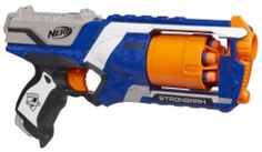 Nerf N Strike Maverick 2.0 Blaster, what little boy wouldn't love this...or his dad!