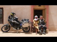 Now deep into the Sahara, Nick gives us an update from his Tenere 700 test ride to Dakar, Senegal! Trekking, Deep, Live Life, Hiking