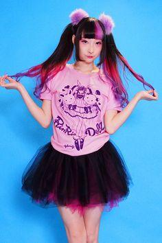 【楽天市場】RinRin Doll x galaxxxy Tシャツ:galaxxxy