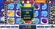 Play for free the Fruit Shop Christmas Edition by Netent
