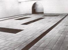 Carl Andre | 8 Cortes, 1967, concrete blocks