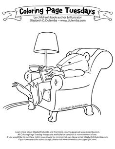 american badger coloring pages | American Badger coloring page | badgers | Coloring pages ...
