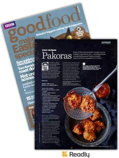 Suggestion about BBC Good Food April 2017 page 119