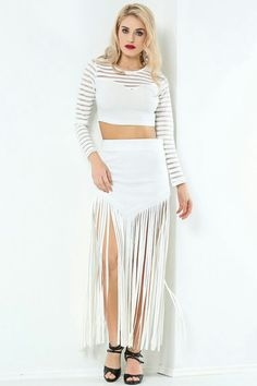 Lace Skirt, Skirts, Tops, Fashion, Moda, Fashion Styles, Shell Tops, Skirt, Fashion Illustrations