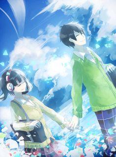 Haruka & Takane | Kagerou Project