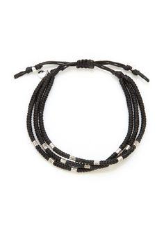 On ideeli: TAI Triple Tie Bracelet