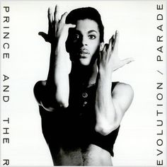 Prince & The Revolution Parade: Under the Cherry Moon Soundtrack LP Prince's…