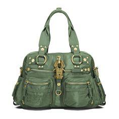 belle bloom leather bowler handbag clutches and. Black Bedroom Furniture Sets. Home Design Ideas