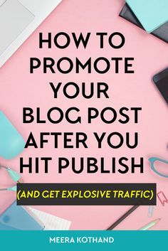 Wondering if you're promoting your blog posts enough? Are you looking for tips and ideas on how to promote your blog posts after you hit publish? I was terrible at promotion till I figured out a system of sorts. In this post I give you ideas on how to craft your own blog post promotion strategy so that you get sufficient eyeballs on your content. Grab the cheat sheet and tutorial that helps you look your tweets on auto!