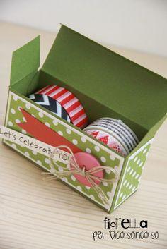 Idee per card e packaging