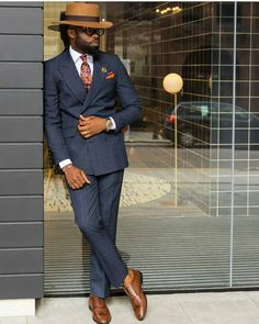 Suave and debonair gentleman style, dapper gentleman, dapper men, Der Gentleman, Gentleman Style, Sharp Dressed Man, Well Dressed Men, Mode Masculine, Stylish Mens Outfits, African Men Fashion, Dapper Men, Mens Fashion Suits