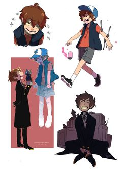 Read Gravity Falls from the story Disney & Cartoon In Anime by nguyenhadiemly (Letter December) with reads. wall-e, disney, teentitans. Gravity Falls Anime, Giffany Gravity Falls, Reverse Gravity Falls, Reverse Falls, Dipper And Bill, Dipper And Mabel, Dipper Pines, Billdip, Grabity Falls