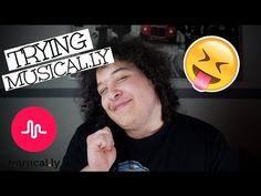 Δοκιμάζοντας το Musical.ly | Manos - YouTube