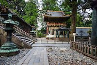 Nikko Toshogu shrine (1617 CE) Japan