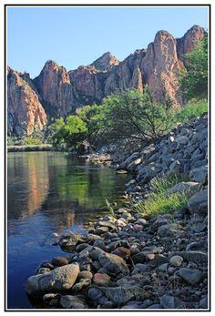 Salt River Views, Apache Junction, Arizona Copyright: Jason Cowling