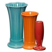 Fiestaware vases
