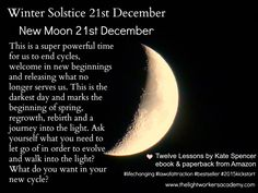 Winter Solstice & New Moon December 2014 Winter Solstice Meaning, Winter Solstice Quotes, Happy Winter Solstice, Summer Solstice, The Power Of Myth, Solstice And Equinox, Yoga Themes, Beginning Of Spring, Magic Quotes