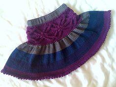 Ravelry: Sand Dance Skirt pattern by Elena Nodel Knitting For Kids, Baby Knitting Patterns, Knitting Designs, Knitting Projects, Sand Dance, Sand Collection, Yarn Brands, Knit Skirt, Kids Outfits