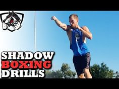 5 Shadowboxing Drills for Footwork, Defense, & Cardio - YouTube