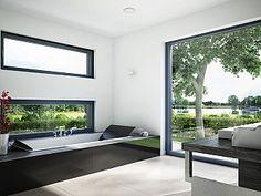 virtuelle besichtigung das concept m 188 musterhaus in wuppertal bietet dank seiner verklebten eckfenster im - Bien Zenker Haus