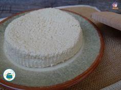 Ricotta vegana / formaggio fatta in casa