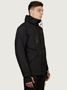 cthdrls:  11 by Boris Bidjan Saberi Technical Jacket