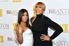 Toni Braxton Claims Fights With Her Sisters Like Tamar Are Not A Big Part Of 'Braxton Family Values' — Some Fans Are Not Convinced And Say They Should Be Embarrassed Sister Act, Tamar Braxton, Bday Girl, Season Premiere, Reality Tv Shows, Family Values, Hollywood Life, How To Slim Down, New Movies