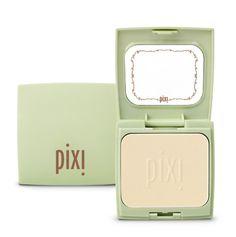 Suit-all, translucent, velvet finish powder for all skin types.
