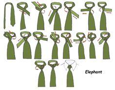 Necktie Knots, Tie A Necktie, Tie Knot Styles, Scarf Styles, Dress Attire, Men Dress, Tying Ties, Paracord Knots, Tie And Pocket Square