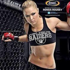 Ronda Rowsey Raider