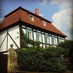 Das alte Fährhaus am Blauen Wunder   #Dresden #loschwitz #stadtspiel #schnitzeljagd #blaueswunder #loschwitzerbruecke #ger