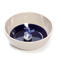 Funny bowl. Suitable for small snacks like peanuts or mini-tomatoes. Visit shop.holland.com for Dutch design, gifts and party stuff