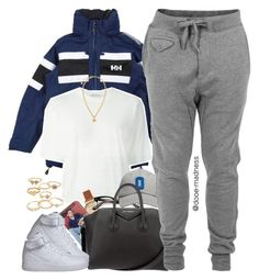 """My likes aren't adding up with my set views"" by dope-madness ❤ liked on Polyvore featuring Helly Hansen, T By Alexander Wang, Olivia Burton, October's Very Own, Givenchy, Diesel, NIKE, Versace and Mudd"