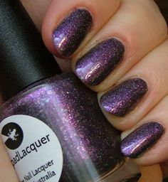 Lilypad Lacquer - Berry Beautiful
