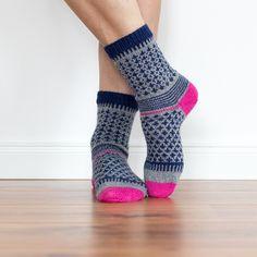 Ravelry: Project Gallery for Socke No 2 pattern by Kerstin Balke Knitting Projects, Knitting Patterns, Ravelry, Colorful Socks, Boot Cuffs, Stitch Design, Knitting Socks, Leg Warmers, Knitwear