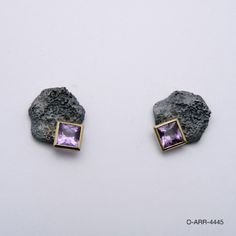 Louis Comín - Earrings