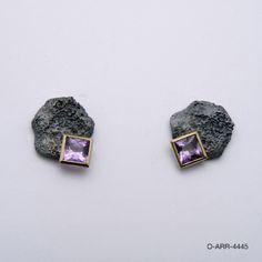 Louis Comín - Earrings