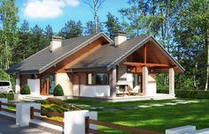 Projekt domu parterowego Maja