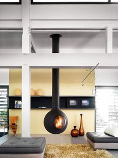 20 best hanging fireplace images fire places hanging fireplace rh pinterest com
