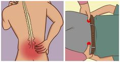 Press These 2 Points near Your Hips to Eliminate Lower Back Pain, Hip Pain, Leg Pain, Sc...