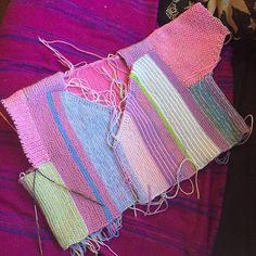 Penguono cardigan coming along nicely #penguono #westknits #knitting