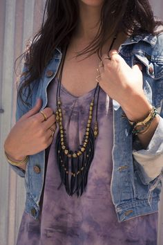 Jewelry by Marisa Haskell