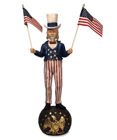 Uncle Sam - Large from The Holiday Barn
