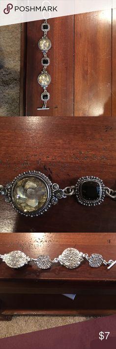 "Assorted beaded bracelet. 8"" in length Assorted beaded bracelet. 8"" in length Jewelry Bracelets"