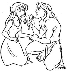 Free Disney Tarzan Printables, Coloring Pages, and Activities ...