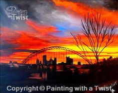 11 Best Painting With A Twist Kids And Teens Paintings Images